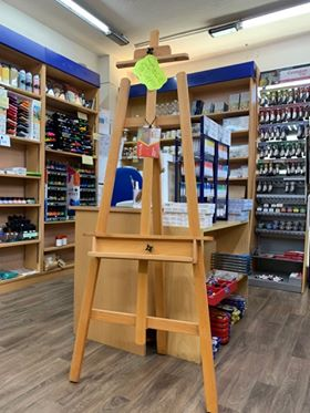 Reeves Easel Wiltshire